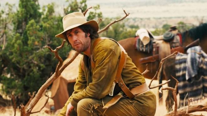 """Adam Sandler in """"The Ridiculous 6"""""""