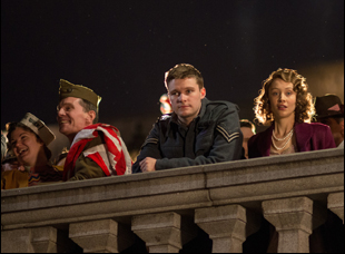 "Sarah Gadon in ""A Royal Night Out"""