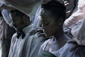 "Nate Parker and Aja Naomi King in ""Birth of a Nation"""