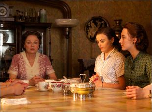 "Julie Walters and Saoirse Ronan in ""Brooklyn"""