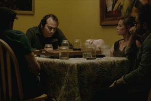 "Arthur Martinez, Lindsay Burdge, Mike Ott and Nathan Silver in ""Actor Martinez"""