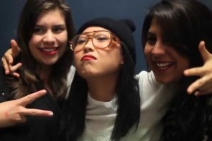 "Awkwafina in ""Bad Rap"""