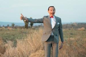 """Paul Reubens in """"Pee-wee's Big Holiday"""""""
