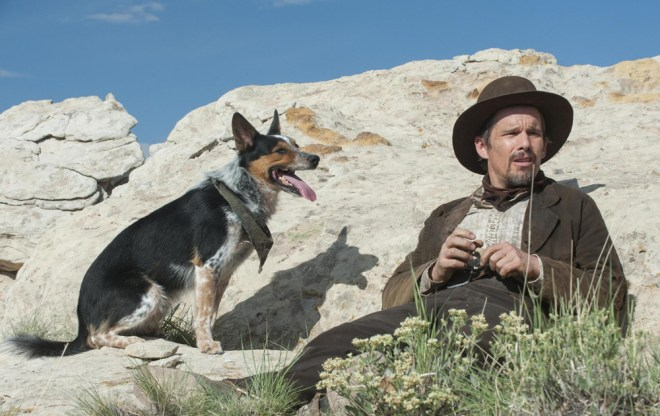 """Ethan Hawke in """"In a Valley of Violence"""""""