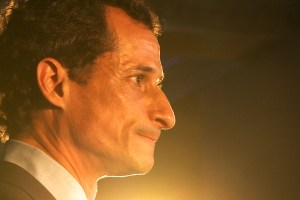 "Anthony Weiner in ""Weiner"""