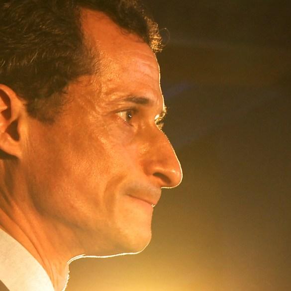 """Anthony Weiner in """"Weiner"""""""