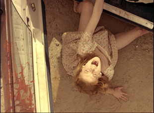 "Ashley Bell in ""Carnage Park"""