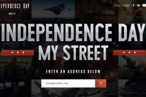 Independence Day: My Street