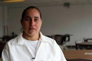 """Anna Vasquez in """"Southwest of Salem"""""""