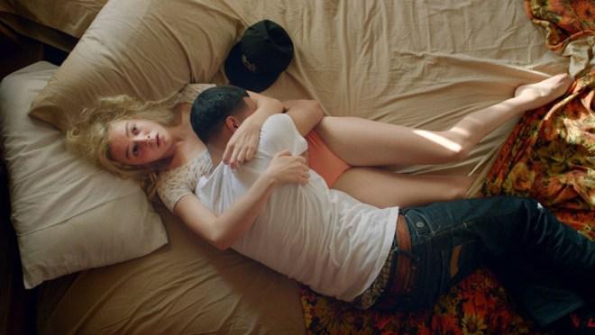 """Morgan Saylor in """"White Girl"""""""