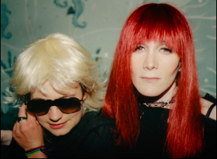 Savannah Knox as JT Leroy and Laura Albert