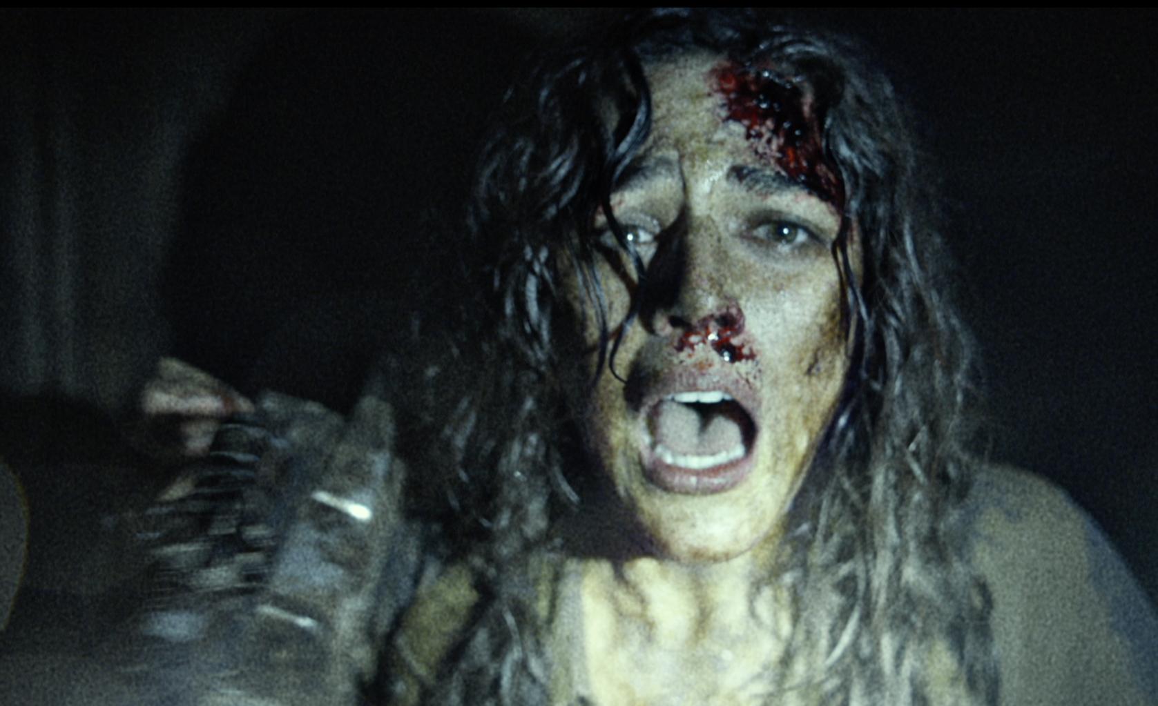 "Callie Hernandez in ""Blair Witch"""