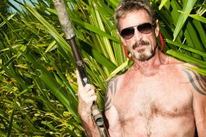 "John McAfee in ""Gringo: The Dangerous Life of John McAfee"""