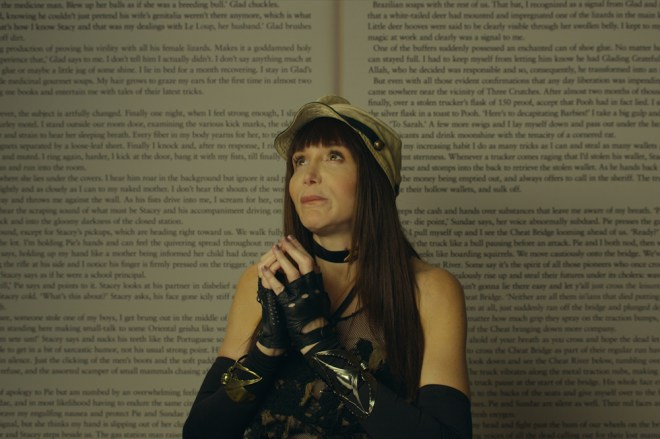 """Laura Albert in """"Author: The JT Leroy Story"""""""