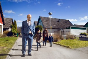 "Rolf Lassgard in ""A Man Called Ove"""