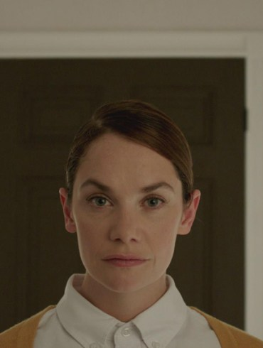 """Ruth Wilson in """"I Am the Pretty Thing That Lives in the House"""""""