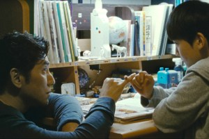 "Masahiro Motoki in ""The Long Excuse"""