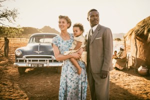 "Rosamund Pike and David Oyelowo in ""A United Kingdom"""