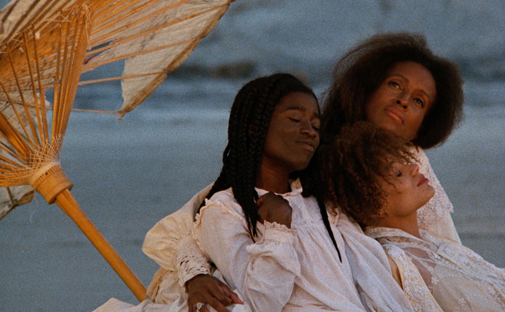 """A scene from Julie Dash's """"Daughters of the Dust"""""""