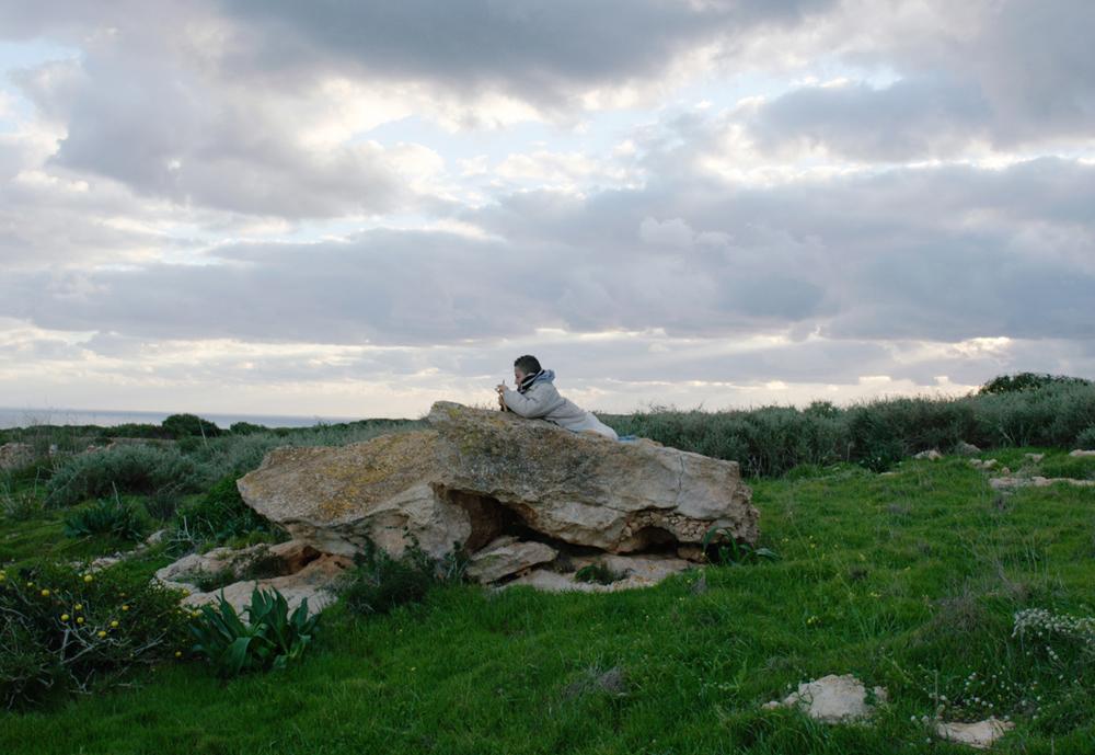 """Samuele in Gianfranco Rosi's """"Fire at Sea"""""""