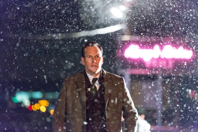 "Patrick Wilson in ""A Kind of Murder"""