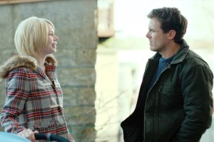 """Michelle Williams and Casey Affleck in """"Manchester By the Sea"""""""