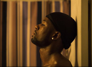 "Trevante Rhodes in ""Moonlight"""