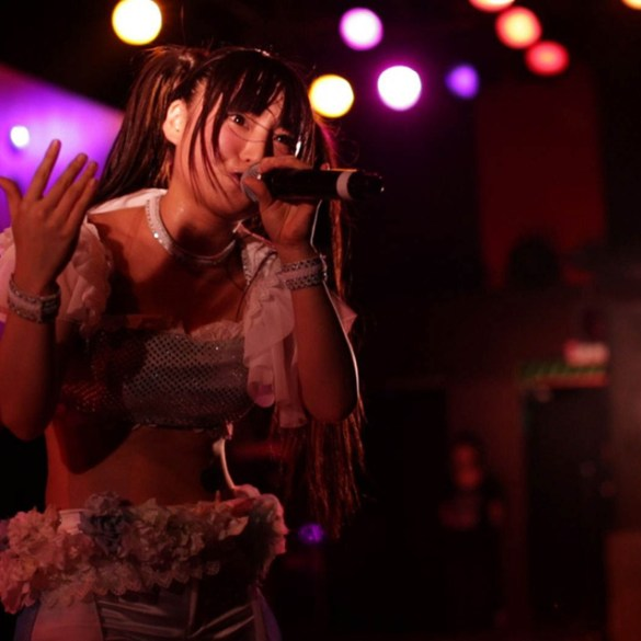 "Rio in ""Tokyo Idols"""