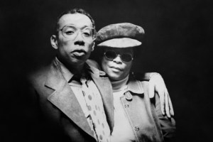 "Lee Morgan and Helen Morgan in ""I Called Him Morgan"""