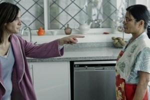 "Daniela Ramirez and Cristobal Tapia Montt in ""Madre"""