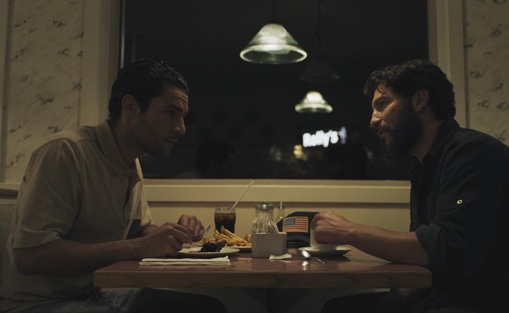 "Jon Bernthal and Christopher Abbott in ""Sweet Virginia"""