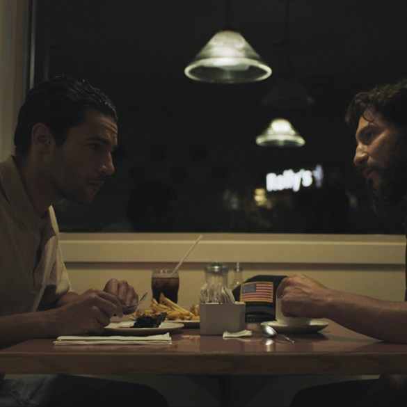 "Jon Bernthal and Christopher Abbott in ""Sweet Virginia"""