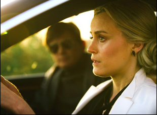 "Pat Healy and Taylor Schilling in ""Take Me"""