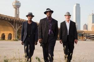"Christopher Scott, Johnnie Lindsey, Steven Phillips in ""True Conviction"""
