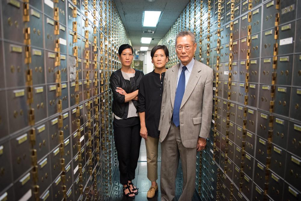 "Jill Sung, Vera Sung and Thomas Sung in ""Abacus: Small Enough to Jail"""