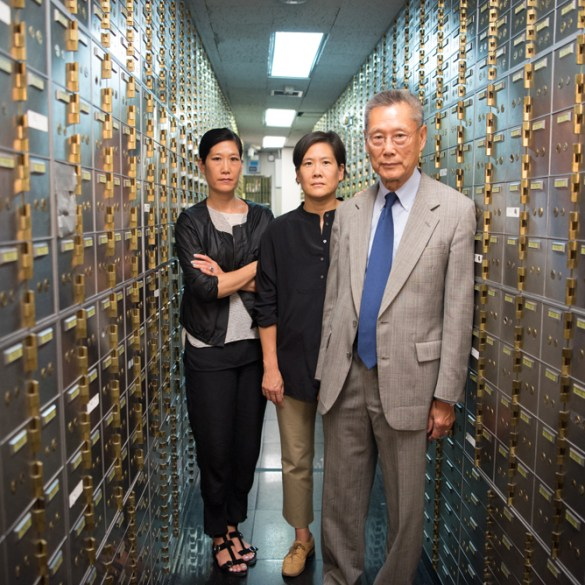 "Jill Sung, Vera Sung and Thomas Sung in ""Abacus: Small Enough to Jail"""