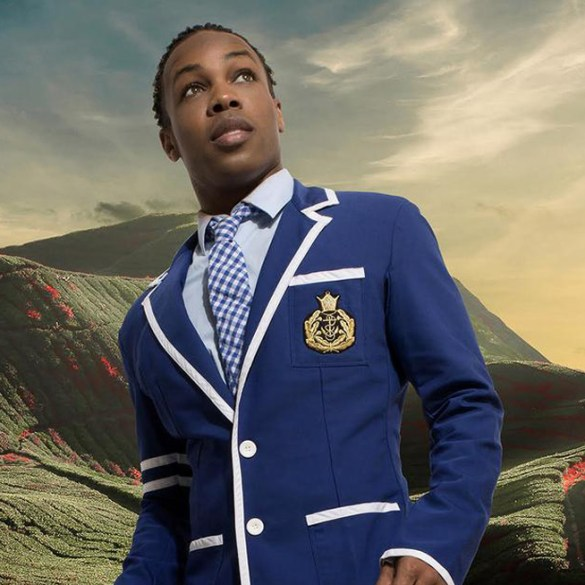"""Todrick Hall in """"Behind the Curtain: Todrick Hall"""""""