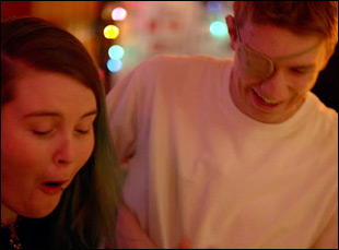 """Thomas Mann and Lily Mae Harrington in """"Some Freaks"""""""