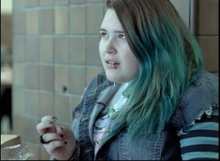 "Lily Mae Harrington in ""Some Freaks"""
