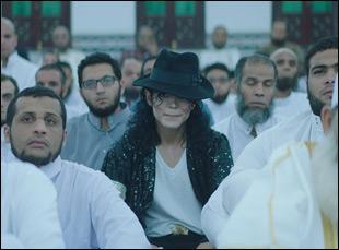 "A scene from Amr Salama's ""Sheikh Jackson"""