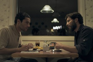 "Christopher Abbott and Jon Bernthal in ""Sweet Virginia"""