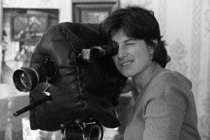 "Chantal Akerman in ""Tell Me"""