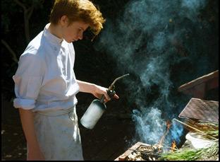 """Flynn McGarry in """"Chef Flynn"""""""