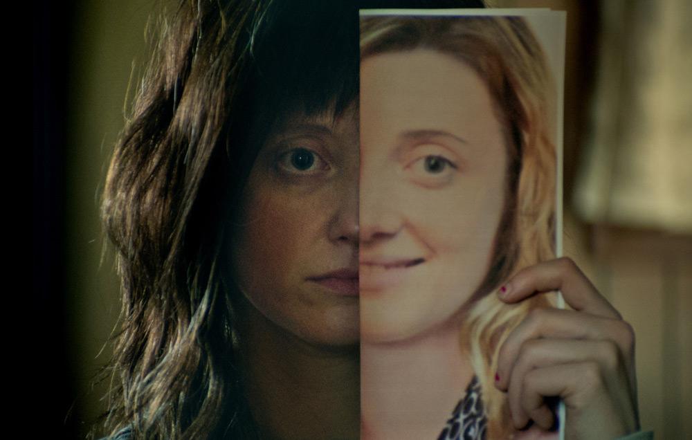 """Andrea Riseborough in """"Nancy"""""""