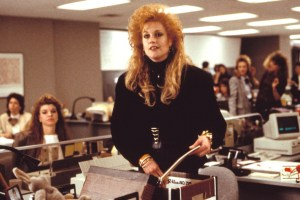 "Melanie Griffith in ""Working Girl"""