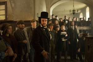 "August Diehl in ""The Young Karl Marx"""