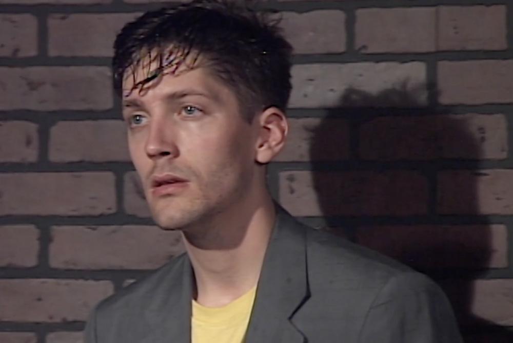 "Tony Grayson in ""Allen Anders"""