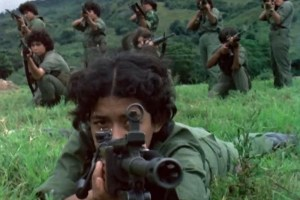 "A scene from Jenny Murray's ""Las Sandinistas"""