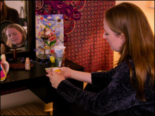 """A scene from Alison Klayman's """"Take Your Pills"""""""