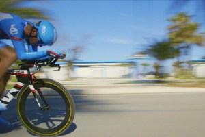 "David Millar in ""Time Trial"""